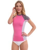 Rip Curl Women's Mavericks Cap Sleeve Rashguard