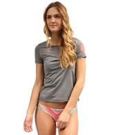Rip Curl Women's Shorebreak S/S Surf Tee