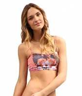 Maaji Flamingo Harbour Bandeau Top