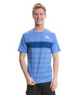 Quiksilver Men's Pin Line S/S Loose Fit Surf Shirt