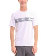 Quiksilver Waterman's Off The Wall 2 S/S Loose Fit Surf Shirt