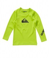 Quiksilver Boys' All Time Infant L/S Rashguard
