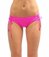 Hobie Palm Beach Lace-Up Hipster Bottom