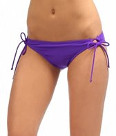 Hobie Plumes Solid Adjustable Hipster Bottom