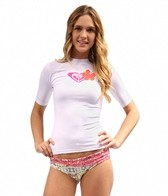 Roxy Women's Island Fever S/S Rashguard