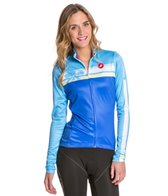 Castelli Women's Palma Long Sleeve Cycling Jersey