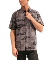 Quiksilver Waterman's Mana Point S/S Shirt