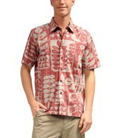 Quiksilver Waterman's Pua Tree S/S Shirt