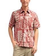 Quiksilver Waterman's Pua Tree S/S Shirt