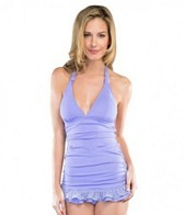 Coco Rave Meshy Halter Swimdress