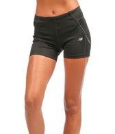 New Balance Women's 4 Fitted Go 2 Running Short