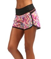 New Balance Women's Impact 4in Running Short Graphic