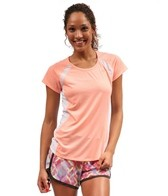 New Balance Women's Momentum Running Short Sleeve