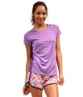New Balance Women's Go 2 Running Short Sleeve