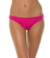 L-Space Sensual Solids Dolled Up Bikini Bottom