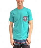 Quiksilver Men's Mixed Bag S/S Tee