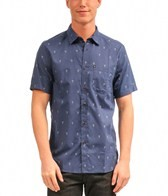 Quiksilver Men's Beacons S/S Shirt