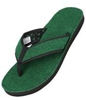 Sanuk Men's Fur Real Cozy Sandals