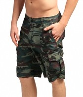 Rusty Men's Hold On Hybrid Short