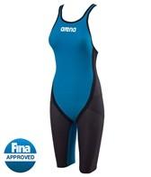 Arena Powerskin Carbon Flex Full Body Short Leg Open Back
