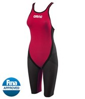 Arena Powerskin Carbon Flex Full Body Short Leg Open Back