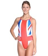 Splish Union Jack Thin Strap One Piece