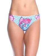 Splish Koi Sunset Bikini Bottom