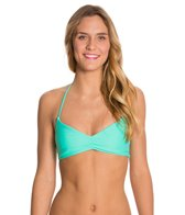 Body Glove Smoothies Mika Halter Triangle Bikini Top