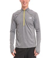 New Balance Men's Boylston Running 1/2 Zip