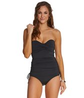 Skye So Soft Solids Bandeau One Piece