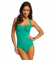 Skye So Soft Solids Bra Bikini Top One Piece