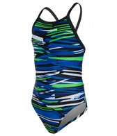 Dolfin Styx Youth V-2 Back One Piece