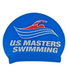 USMS Youth Latex Swim Cap
