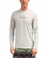 O'Neill Men's Basic Skins L/S Rash Tee