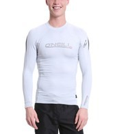 O'Neill Men's O'Zone Tech L/S Crew Rashguard