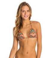 Sofia Shanti Ripple Triangle Bikini Top