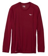 Saucony Men's Hydralite Running Long Sleeve