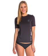 Body Glove Women's Loose Fit S/S Rashguard