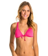 Roxy Fun & Flirty Rio Halter Bikini Top