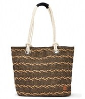 Roxy Eye Catcher Beach Tote