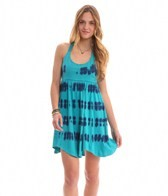 Roxy Joy Dance Tie Dye Dress