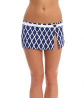 BLEU Rod Beattie Basket Case Skirted Belt Hipster Bottom