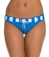 BLEU Rod Beattie Jailhouse Rock Belted Hipster Bottom