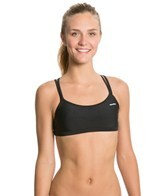 Aquatica Double Cross Workout Bikini Top