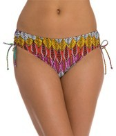 Profile by Gottex Mexicana Side Shirred Bikini Bottom