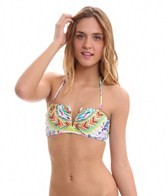Mara Hoffman Jungle Trip V-Wire Bandeau Top