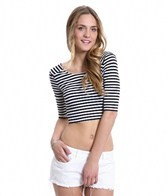Billabong What Happenz Crop Top