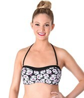 Betsey Johnson Betsey Meets Friends Bandeau Top
