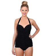 Betsey Johnson Hollywood Hottie Halter One Piece