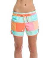 Hurley Women's Supersuede Beachrider Boardshort